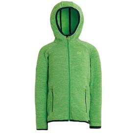Regatta Dissolver Jas Kinderen groen